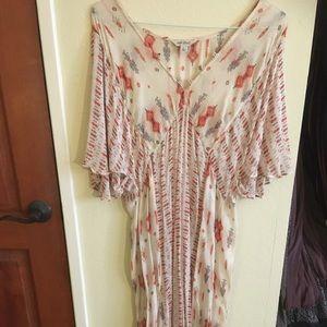 Lucky Brand Summer maxi dress